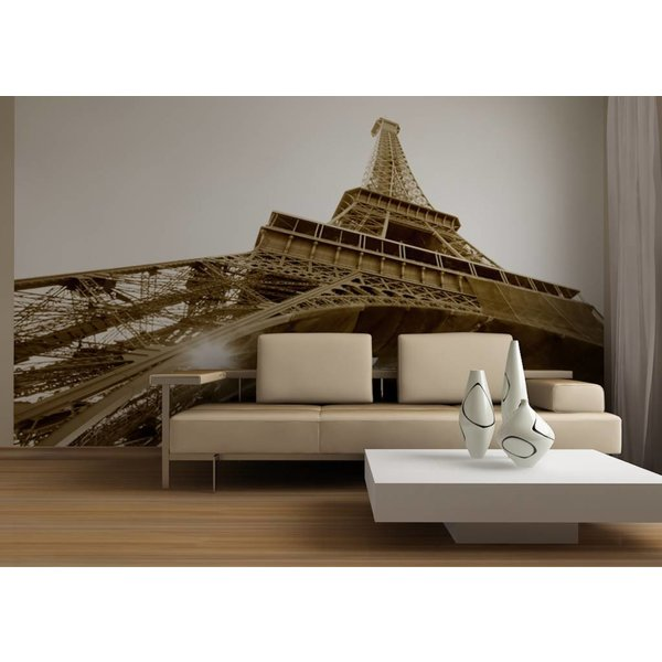 Dutch Wallcoverings AG Design Eiffel Tower B&W 4D