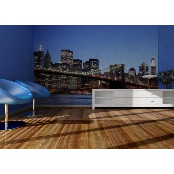 Dutch Wallcoverings AG Design Brooklyn Bridge 4D