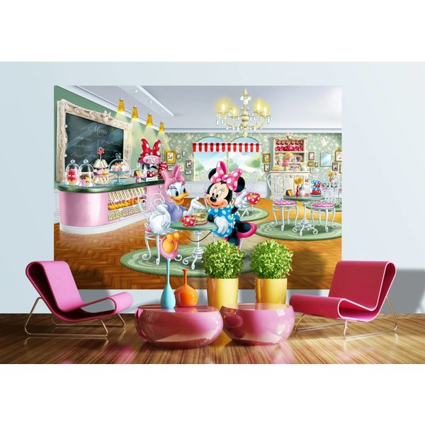 Dutch Wallcoverings AG Design Minnie & Daisy 2D