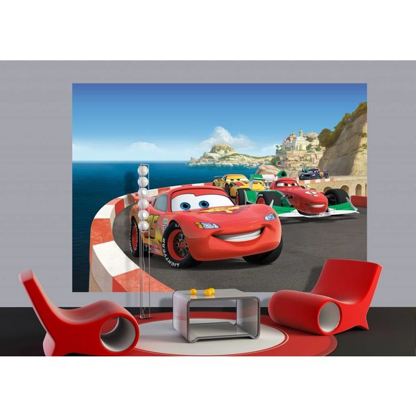 Dutch Wallcoverings AG Design Cars 2 Race 2D