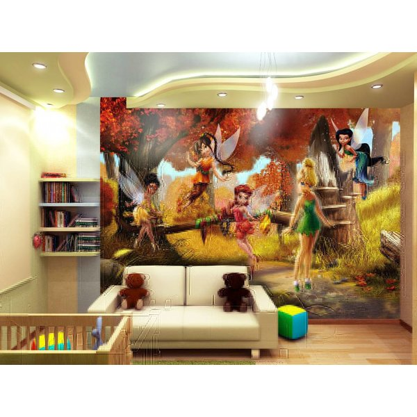 Dutch Wallcoverings AG Design Fairies 4D