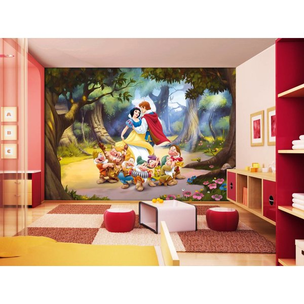 Dutch Wallcoverings AG Design Snow White 4D