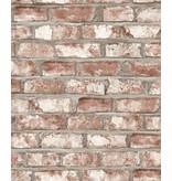 Dutch Wallcoverings Exposed Warehouse baksteen beige
