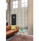 Dutch Wallcoverings Exposed Warehouse sloophout beige