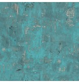 Dutch Wallcoverings Exposed Warehouse oude muur blauw