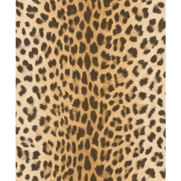 Dutch Wallcoverings Exposed Warehouse luipaard beige