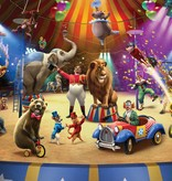 Dutch Wallcoverings Walltastic Circus 12 delig