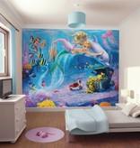 Dutch Wallcoverings Walltastic Mermaids 12 delig