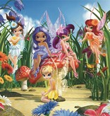 Dutch Wallcoverings Walltastic Magical Fairies 12 delig