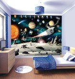 Dutch Wallcoverings Walltastic Space Adventure 12 delig