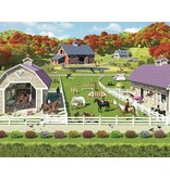 Dutch Wallcoverings Walltastic Horse and Pony Stables 12 delig