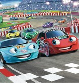 Dutch Wallcoverings Walltastic 3D Car Racers 12 delig