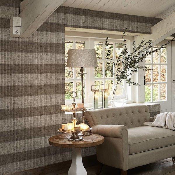 Voca Riviera Maison Rustic Rattan Stripe 18320