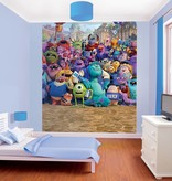 Dutch Wallcoverings Walltastic Monsters University 8 delig