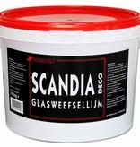 Scandia Glasweefsel lijm 10kg - 50m2