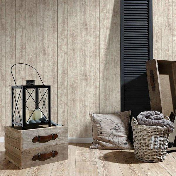 Slaapkamer Hout Behang : Houten wandpanelen slaapkamer hout behang ...