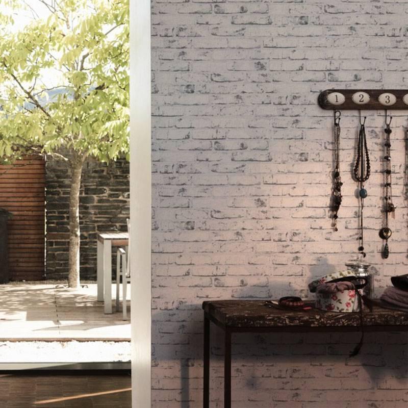 As creation steen behang new england 907837 de behangwinkelier - Decoratie new england ...