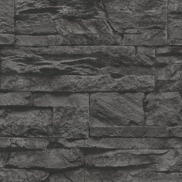 A.S. Creation Steen Behang Wood 'N Stone 707123