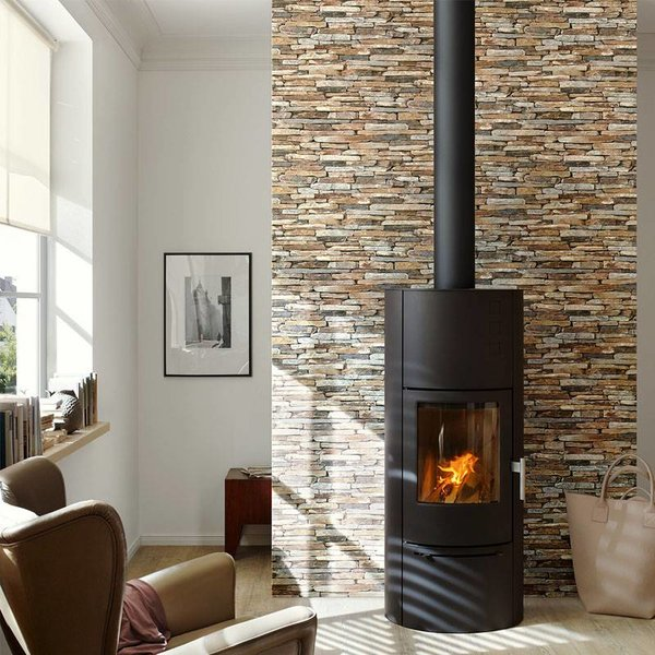 Steen Behang Wood 'N Stone 914217