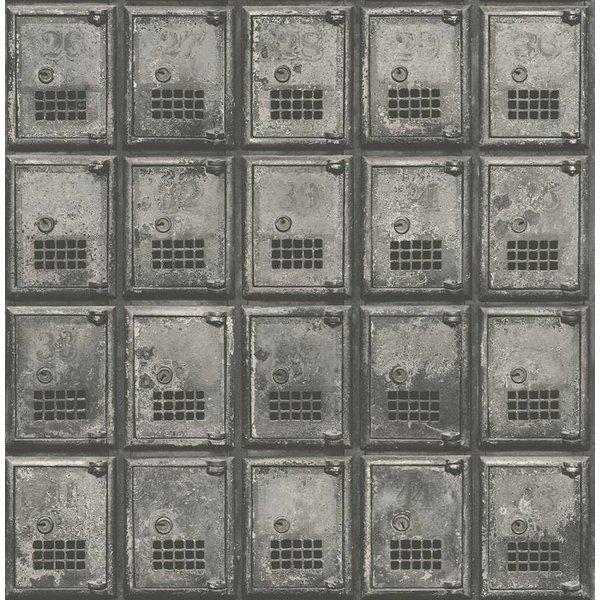 Reclaimed vintage kluisjes grijs