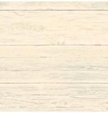 Dutch Wallcoverings Reclaimed houten planken behang geel