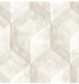 Dutch Wallcoverings Reclaimed honingraat beige
