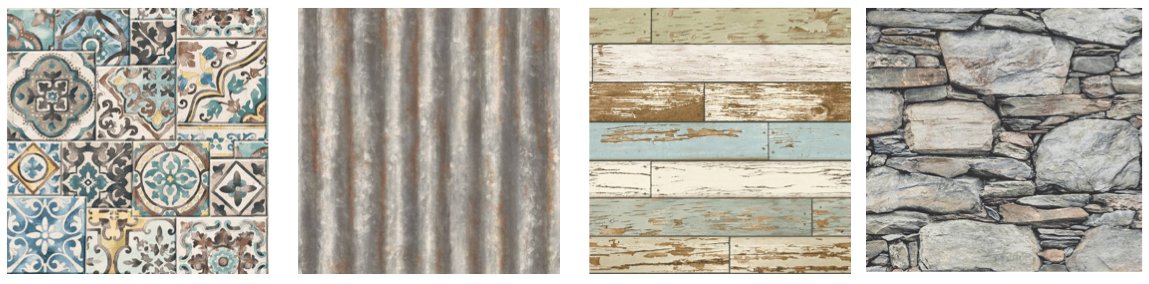 Reclaimed collectie Dutch Wallcoverings