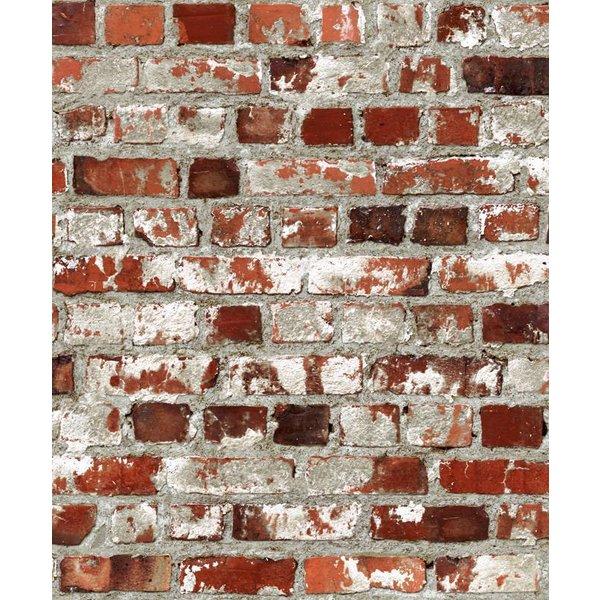 Dutch Wallcoverings Jett Setter Baksteen New York