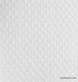 Scandia Glasweefselbehang – Deco 1342 – Voorgeschilderd – Ruit Standaard - 1m2