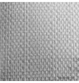 Scandia Glasweefselbehang – Deco 1326 – Niet Voorgeschilderd – Ruit/Blok Strepen - 1m2