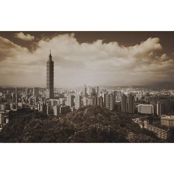 Dutch Wallcoverings City Love Taipei vint. 9-d