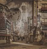 Dutch Wallcoverings City Love Yokohama vint. 6-d