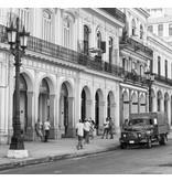 Dutch Wallcoverings City Love Havana z/w 6-d