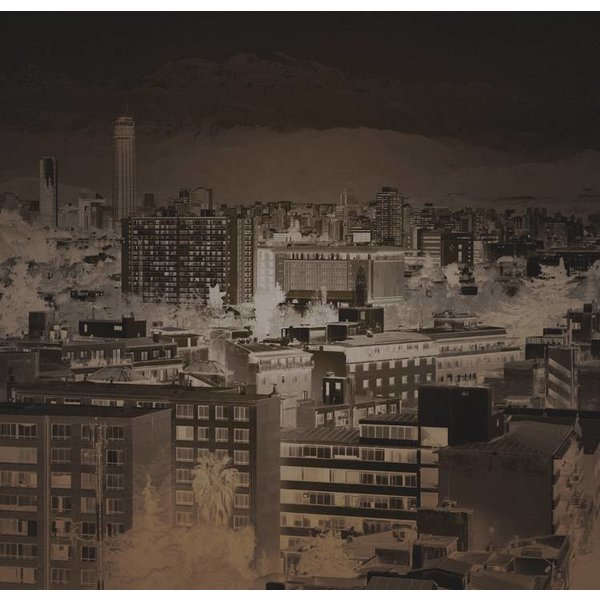 Dutch Wallcoverings City Love Santiago vint. 6-d