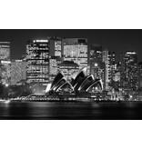 Dutch Wallcoverings City Love Sydney z/w 9-d