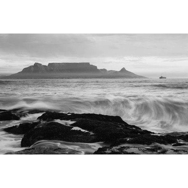 Dutch Wallcoverings City Love Cape Town z/w 9-d