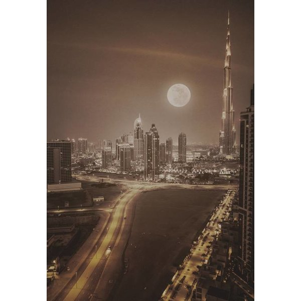 Dutch Wallcoverings City Love Dubai vint. 4-d