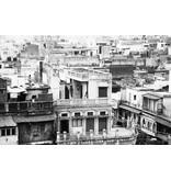 Dutch Wallcoverings City Love Delhi z/w 9-d