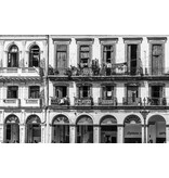 Dutch Wallcoverings City Love Havana z/w 9-d