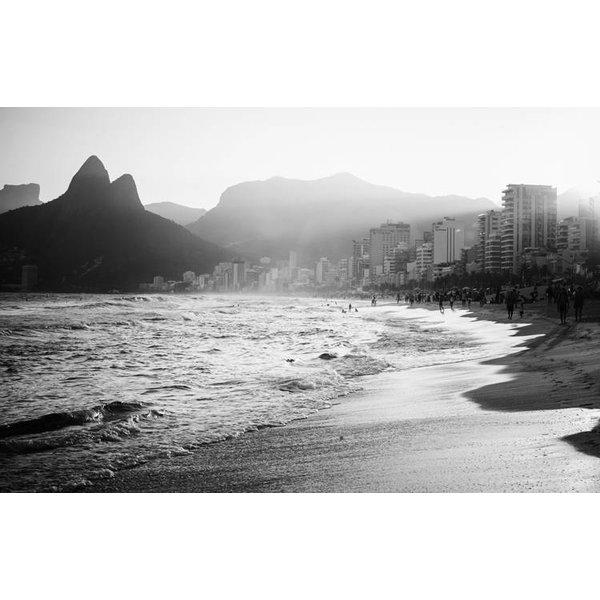 Dutch Wallcoverings City Love Rio De Janeiro z/w 9-d