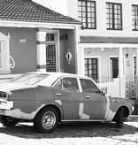 Dutch Wallcoverings City Love Cape Town z/w 7-d