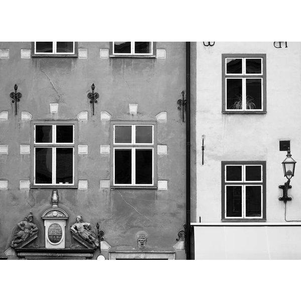 Dutch Wallcoverings City Love Stockholm z/w 8-d