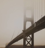 Dutch Wallcoverings City Love San Francisco vint. 4-d