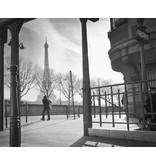 Dutch Wallcoverings City Love Paris z/w 7-d