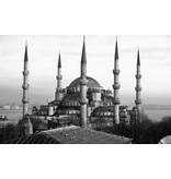 Dutch Wallcoverings City Love Istanbul z/w 9-d