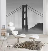 Dutch Wallcoverings City Love San Francisco z/w 6-d