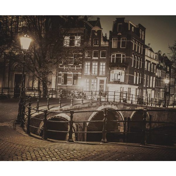 Dutch Wallcoverings City Love Amsterdam vint. 7-d