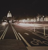 Dutch Wallcoverings City Love Washington DC vint. 9-d