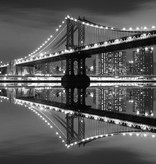 Dutch Wallcoverings City Love New York z/w 6-d