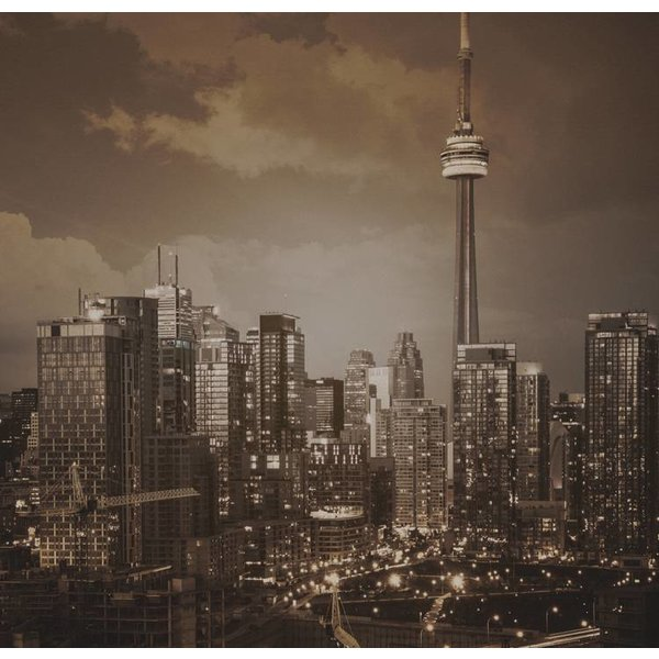 Dutch Wallcoverings City Love Toronto vint. 6-d